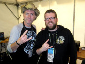 Don Jamieson of VH1 Classics That Metal Show