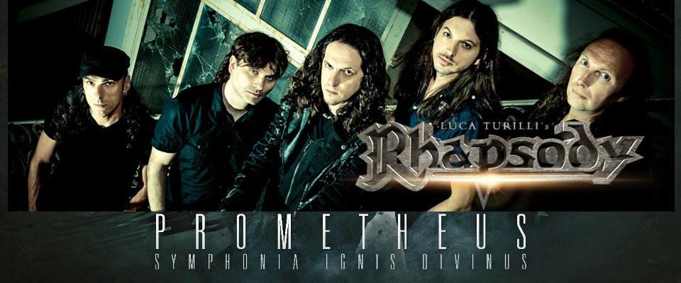 Rhapsody, Luca Turilli's - Prometheus