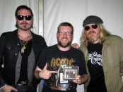 Scott Holiday and Dave Beste of Rival Sons
