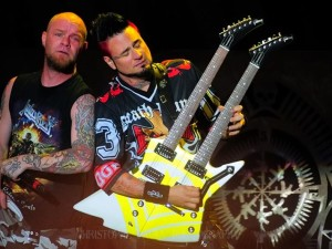 Hellfest 2015 Five Finger Death Punch CP 32