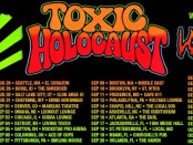 Toxic Holocaust tour banner