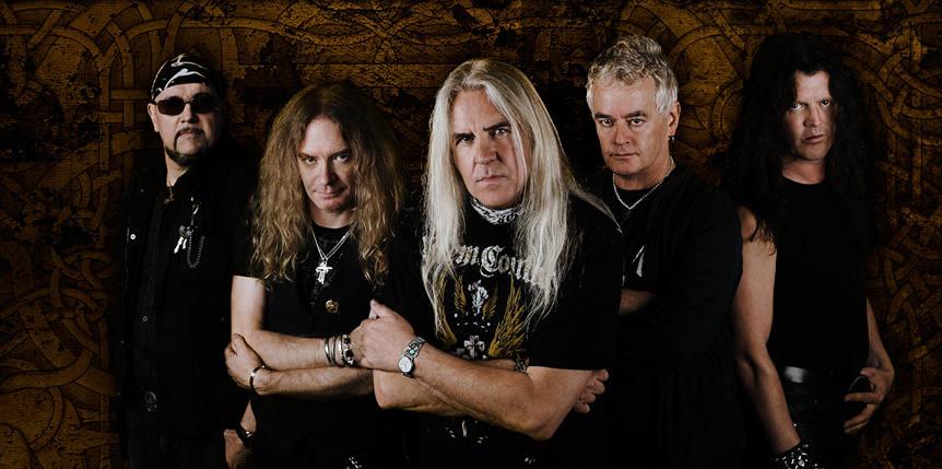 Saxon 2015 band