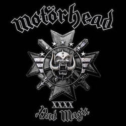 Motörhead Bad Magic