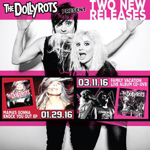 Dollyrots 2016