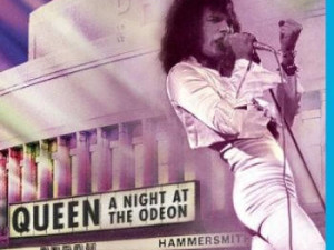 Queen A Night At The Odeon - Hammersmith 1975