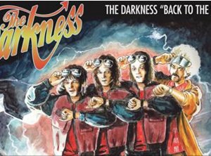 The Darkness tour pic