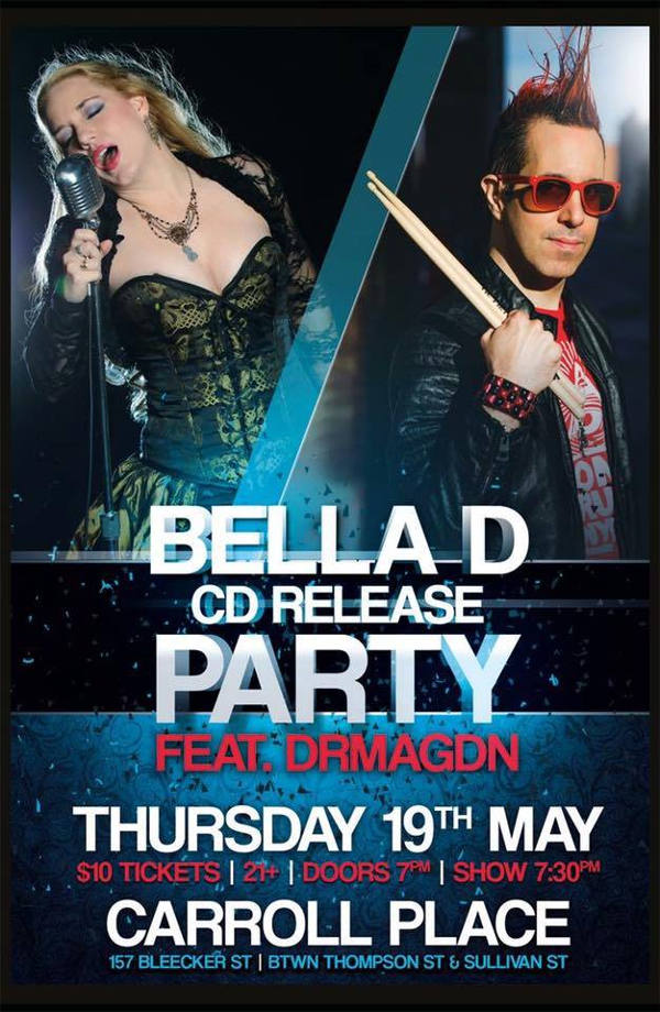 Bella D 2016 CD