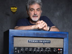 Todd Sharp Amps to Exhibit at NAMM