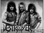 destroyer-band